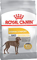 Royal Canin Maxi Dermacomfort 10 кг для собак крупных пород с раздражением кожи