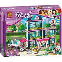 "Конструктор BELA Friend ""Клиника Хартлейк Сити"" 10761 (Аналог LEGO Friends 41318) 887 деталей"