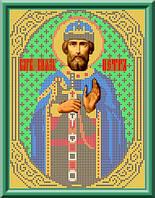 Схема для вышивки Благоверный Князь Пётр
