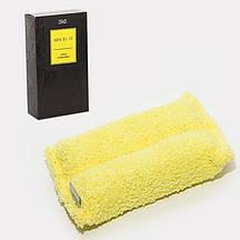 Губка «Инволвер» Aquamagic ABSOLUTE желтая, для очистки оргтехники, автомобиля и бытовых приборов