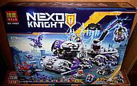 """Конструктор Bela Nexo Knights """"Штурмовой разрушитель Джестро"""" 10597 (Аналог 70352) 878 деталей, фото 1"""