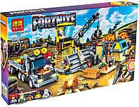 "Конструктор BELA Fortnite ""Оборона шахты"" 11129 (Аналог LEGO) 654 деталей"