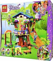 """Конструктор BELA Friend """"Домик Мии на дереве"""" 10854 (Аналог LEGO Friends 41335) 356 деталей"""