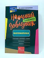 000-5 Асса Наочний довідник Математика 1-4 клас