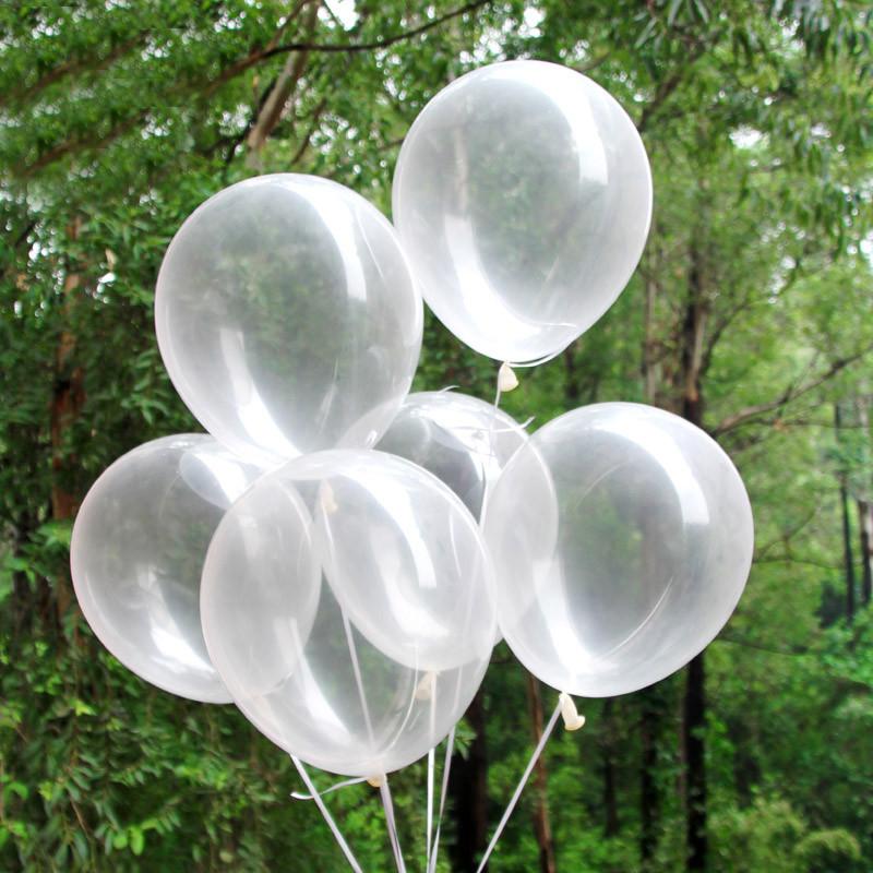 "Кулька прозорий 12"" (30 см) Gemar 110-00 1593"