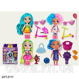Герої DH2212B Hairdorables, лялька
