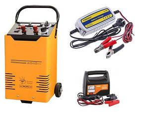 Пуско зарядные устройства и зарядки для АКБ
