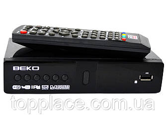 Цифровой ресивер BEKO KY-T9 4K