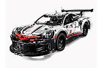 """Конструктор BELA """"Technica Porsche 911 RSR"""" 11171 (Аналог LEGO) 1580 деталей"""