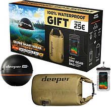 DEEPER PRO+ WiFi+GPS Summer Bundle (ITGAM0632) Новинка!