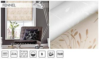 Рулонні штори Fennel (2 варіанта кольору)