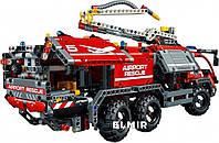 """Конструктор Decool Technic """"Автомобиль спасательной службы"""" 3371 (Аналог LEGO 42068) 1110 деталей"""
