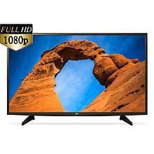 Телевизор LG 43LK5100PLA (TM100Гц, FullHD, Virtual Surround, DVB-C/T2/S2)
