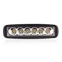 LED фара светодиодная DK 18w