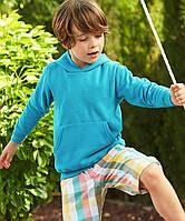 Детская толстовка с капюшоном Classic Hooded Sweat Kids  Различных цветов TR-043
