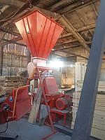 Комплекс по измельчению отходов деревообработки, фото 1