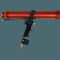 Пневматический пистолет для картриджей PGRadex
