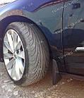 Брызговики Volkswagen Passat CC 2008-2012 ( комплект 4 шт ), фото 3