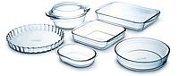 Стеклянные формы для выпечки