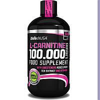 BioTech L-carnitine 100.000 Liquid 500 ml