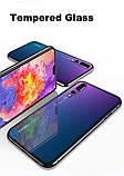 Магнітний метал чохол Metal Frame для Huawei Honor 8X / Скла на дисплей у наявності /, фото 9