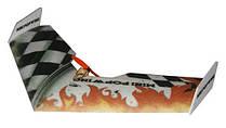 Летающее крыло TechOne Mini Popwing 600мм EPP ARF (черный)