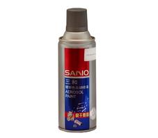 Аэрозоль для нержавеющей стали SANVO (Хром серебро 318A)
