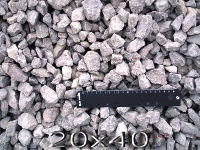 Щебень гранитный 20-40 мм, фото 2