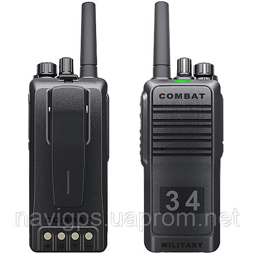 Цифровая рация КОМБАТ DMR Т-44 V3