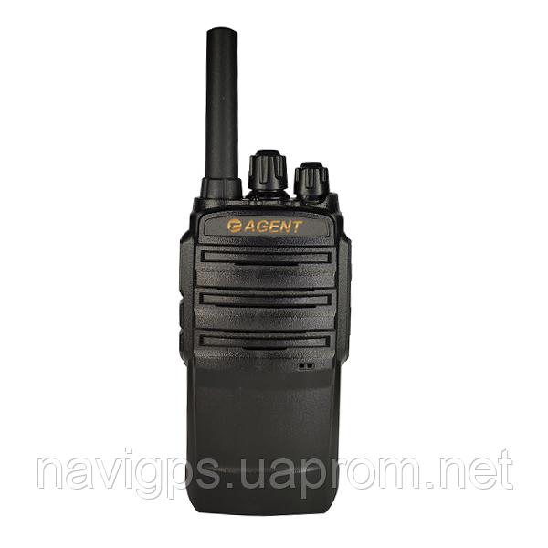 Рация Agent 005 UHF (гарнитура + две антенны)
