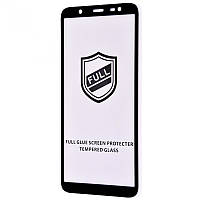 Защитное стекло 3D с полной проклейкой для Huawei Honor 8a закаленное