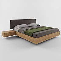 Деревянная кровать дубовая AMOUR 2.0