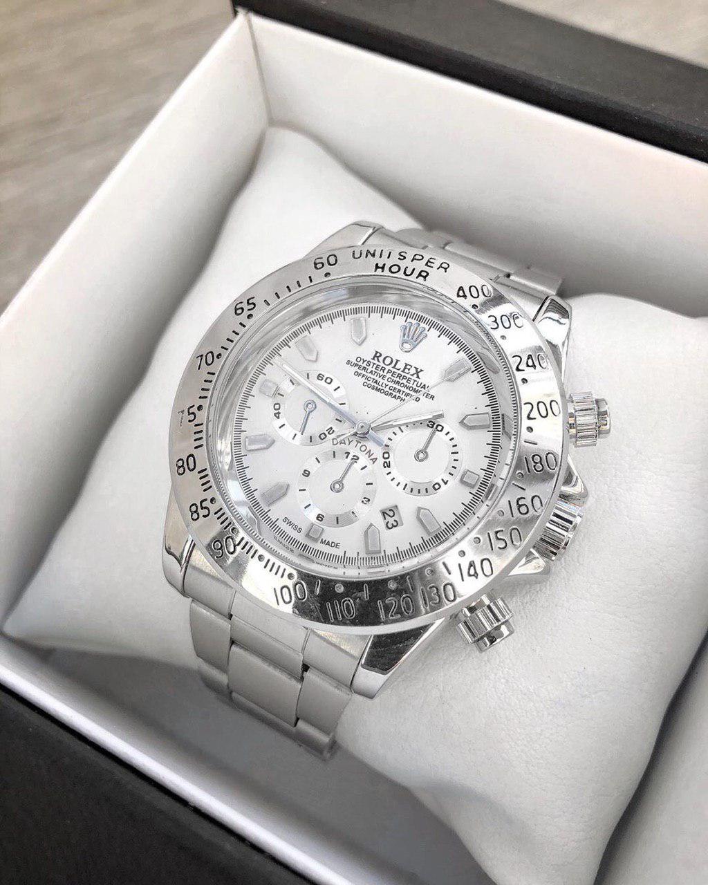 Часы Rolex Daytona Silver