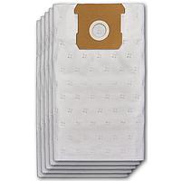 Мешок-пылесборник синтетический к строительным пылесосам 15 л (5шт.) Einhell (2351185)