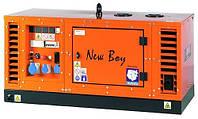 Однофазный дизельный генератор EUROPOWER New Boy EPS73DE (7 кВа)
