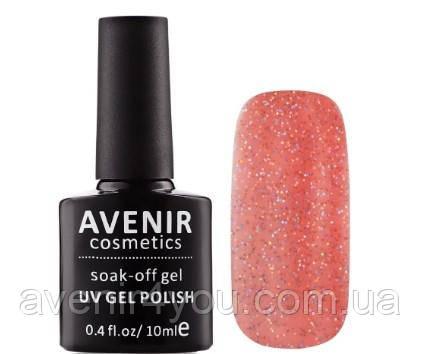 Гель-лак AVENIR Cosmetics №149. Розовая слюда