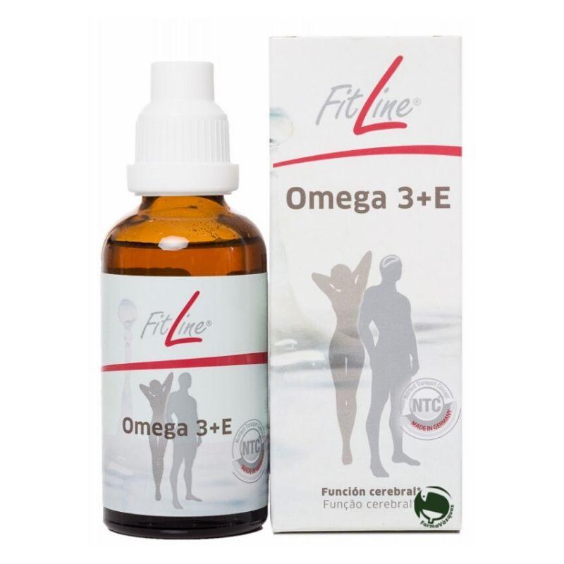 Omega 3+E 50 мл