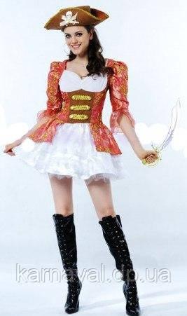 """Костюм """"Принцеса піратів"""" напрокат"""