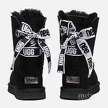Женские угги UGG CUSTOMIZABLE BAILEY Bow Short Boot 1098075-BL, фото 2