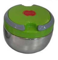 Пищевой термос судочек 0.7л Empire 1577 Green (gr_002521)