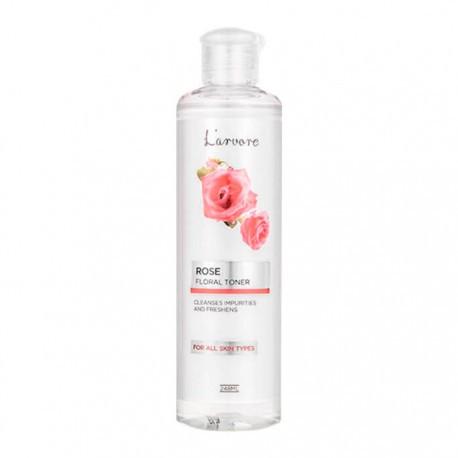 Освежающий тонер для лица с экстрактом розы L'arvore Rose Floral Toner 248 мл (8809511760654)