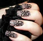 Какие материалы нужны для стемпинг дизайна ногтей