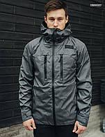 Куртка с капюшоном мужская Staff T gray, фото 1