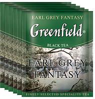 Чай чёрный GREENFIELD с ароматом и вкусом бергамота 10шт