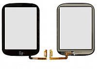 Touchscreen (сенсорный экран) для Fly E133, оригинал
