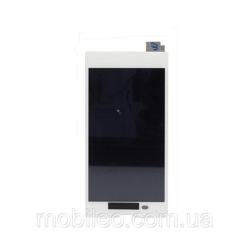 Дисплей (LCD) Sony D5102 Xperia T3 D5103 D5106 с тачскрином white