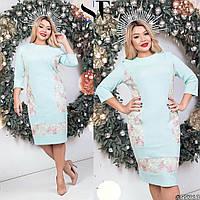 Сукня жіноча з вишивкою (4 кольори) - У/-8892, фото 1