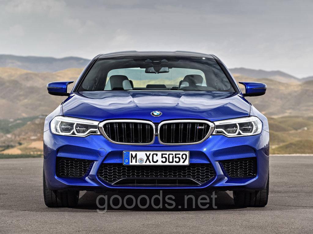 Передний бампер М5 на BMW 5-series G30 2017+