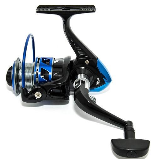Катушка Utecate NINJA blue 4000 FD / 7 BB / ALUMINUM spool