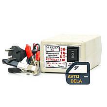 Импульсное зарядное устройство для автомобильного аккумулятора АИДА 5s для гелевых и свинцово-кислотных